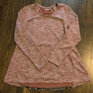 LOGO by Lori Goldstein sweater